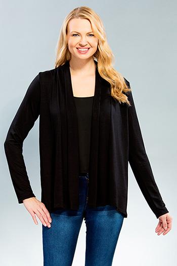 Women Long Sleeve Cardigan
