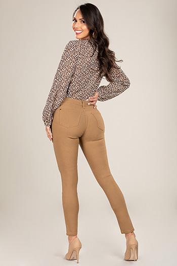 Women Petite Hyperstretch Skinny