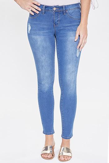 Women WannaBettaButt Denim Skinny Jean