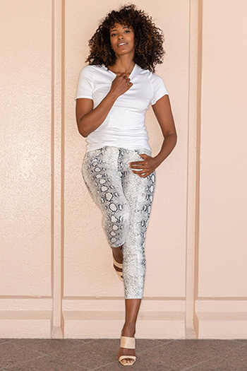 Women Fashion First Ankle Jean
