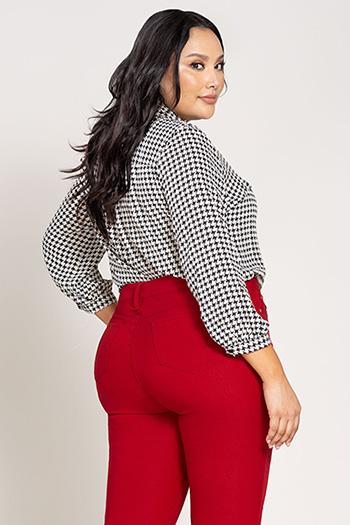 Women Plus Size Hyperstretch Skinny Jean